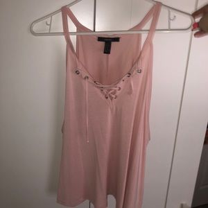 PINK Forever 21 TANK TOP